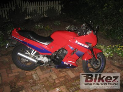 1997 Kawasaki Ninja 250 R Specifications And Pictures