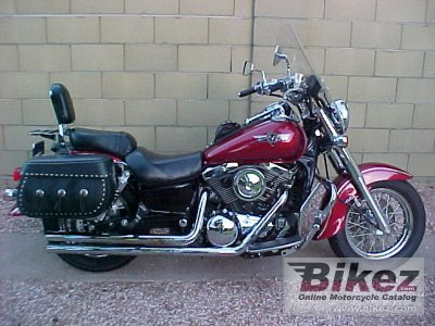 1997 kawasaki vn 1500 classic specifications and pictures. Black Bedroom Furniture Sets. Home Design Ideas