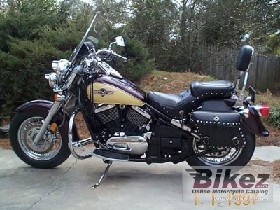 1997 Kawasaki Vn 800 Classic Specifications And Pictures
