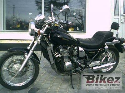 1997 Kawasaki ZL 600 Eliminator