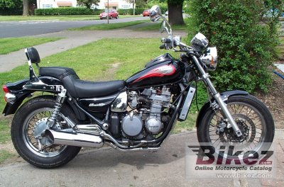 1998 Kawasaki Eliminator 600 Specifications And Pictures