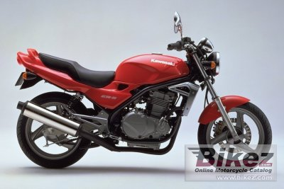 1998 Kawasaki ER-5 specifications and pictures