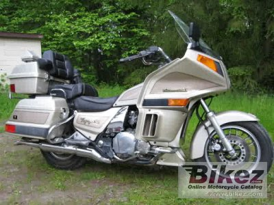1998 Kawasaki Voyager Xii Specifications And Pictures
