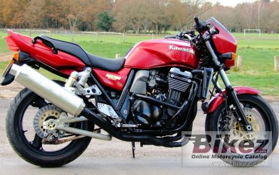1998 Kawasaki ZRX 1100 specifications and pictures