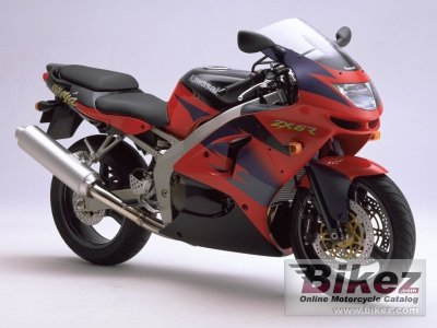 1998 Kawasaki ZX-6R specifications and pictures