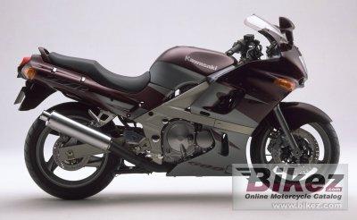 1998 Kawasaki ZZR 600