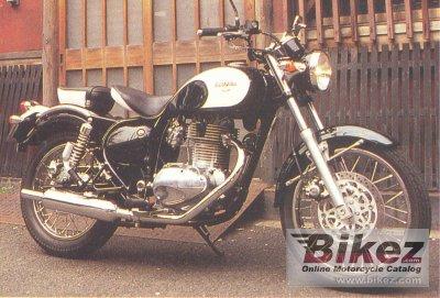 1999 Kawasaki Estrella photo