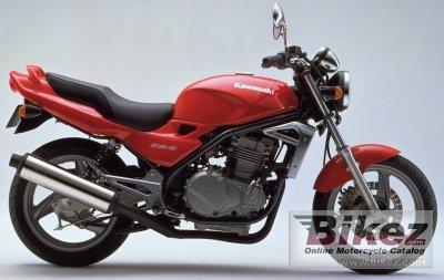 1999 Kawasaki ER-5