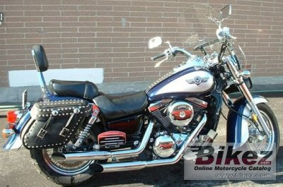 1999 kawasaki vn 1500 classic specifications and pictures. Black Bedroom Furniture Sets. Home Design Ideas