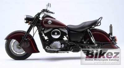1999 Kawasaki VN 1500 Drifter specifications and pictures