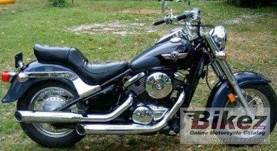 1999 Kawasaki VN 800 Classic