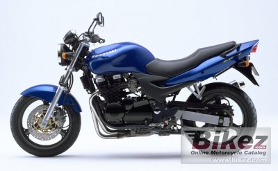 1999 Kawasaki ZR-7 specifications and pictures