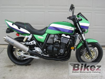 1999 Kawasaki ZRX 1100 specifications and pictures