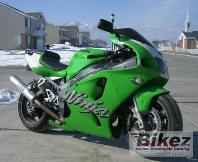 1999 Kawasaki Zx 7r Ninja Specifications And Pictures