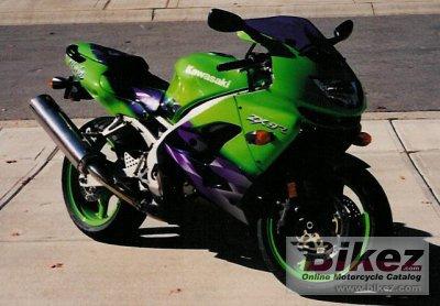 1999 Kawasaki ZX 9R Ninja