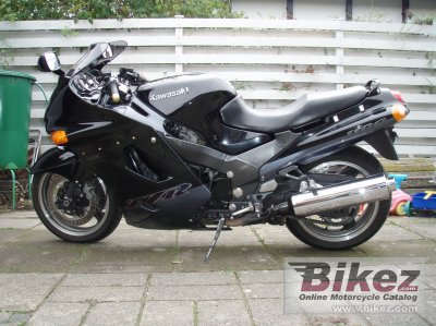 1999 Kawasaki ZZR 1100 specifications and pictures