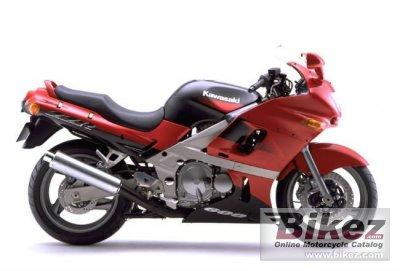 1999 Kawasaki ZZR 600