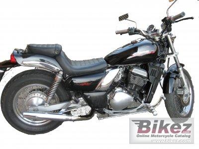 2000 Kawasaki EL 252