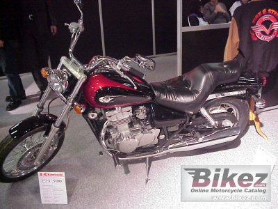 2000 kawasaki en 500 vulcan specifications and pictures. Black Bedroom Furniture Sets. Home Design Ideas