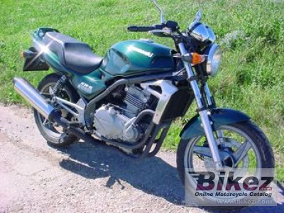 2000 kawasaki er 5 twister specifications and pictures. Black Bedroom Furniture Sets. Home Design Ideas