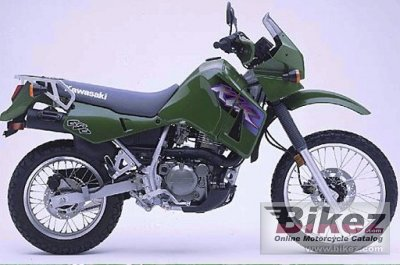 2000 Kawasaki Klr 650 Specifications And Pictures