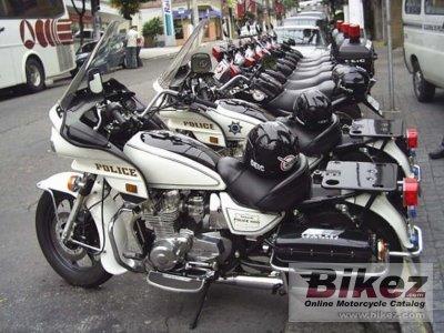 2000 Kawasaki KZ 1000 Police