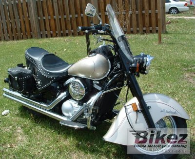 2000 Kawasaki Vn 800 Drifter Specifications And Pictures