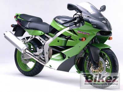 2000 Kawasaki Zx 6r Ninja Specifications And Pictures