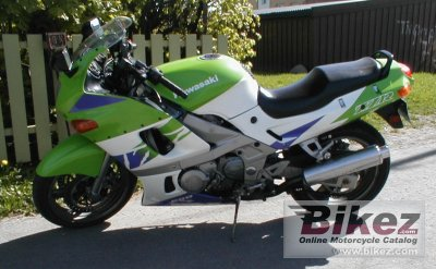 2000 Kawasaki ZZR 600