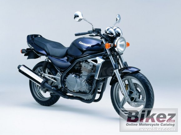2001 Kawasaki ER-5 Twister photo