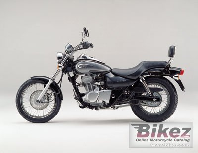 2001 kawasaki eliminator 125 specifications and pictures. Black Bedroom Furniture Sets. Home Design Ideas