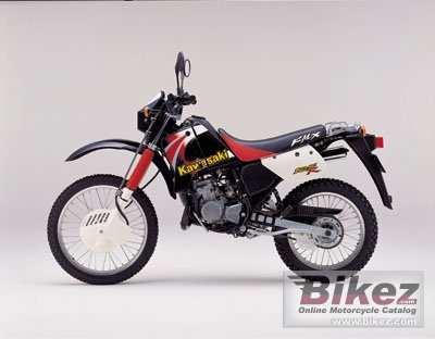 2001 kawasaki kmx 125 specifications and pictures. Black Bedroom Furniture Sets. Home Design Ideas