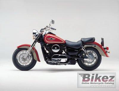 2001 Kawasaki VN 1500 Classic Fi