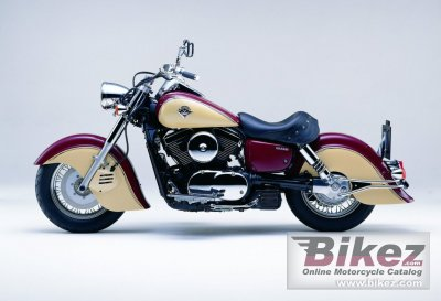 2001 Kawasaki VN 1500 Drifter specifications and pictures