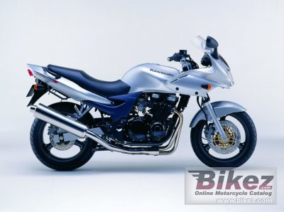 2001 Kawasaki ZR-7 S specifications and pictures