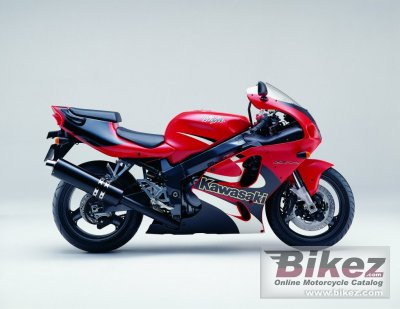 2001 Kawasaki Zx 7r Ninja Specifications And Pictures