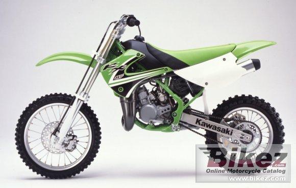 2002 Kawasaki KX 85
