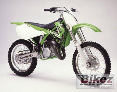 2002 Kawasaki KX 125