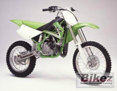 2002 Kawasaki KX 85-II