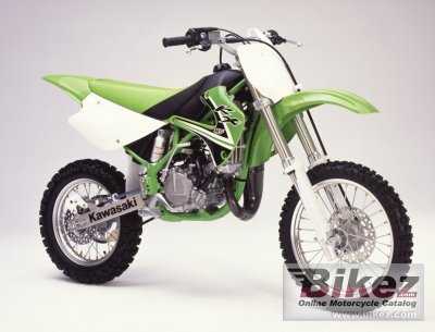 2002 kawasaki kx 85 specifications and pictures