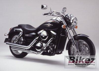 2002 Kawasaki VN 1500 Mean Streak
