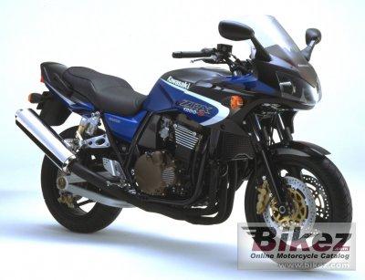 2002 Kawasaki ZRX 1200 S