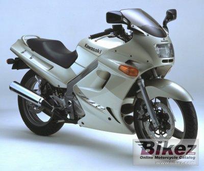 2002 Kawasaki ZZ R 250