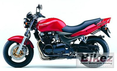 2003 Kawasaki ZR-7 photo