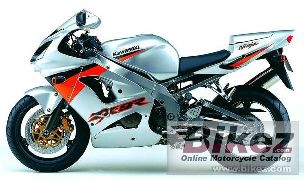 Big The respective copyright holder or manufacturer zx-9r ninja picture and wallpaper from Bikez.com