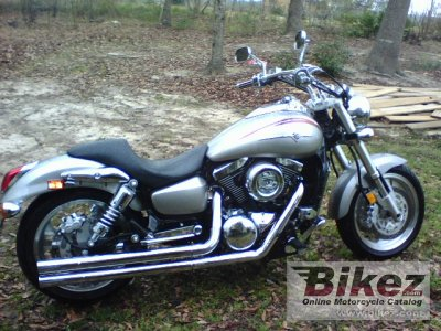 2003 Kawasaki VN 1500 Mean Streak photo