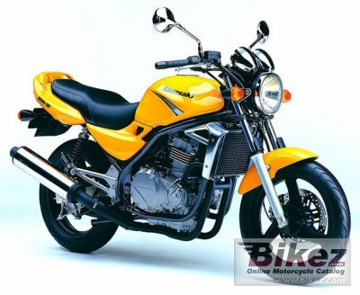 2003 Kawasaki ER-5 specifications and pictures