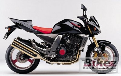 2003 Kawasaki Z 1000 specifications and pictures