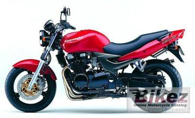 2003 Kawasaki ZR-7