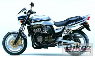 2003 Kawasaki ZRX 1200 R specifications and pictures